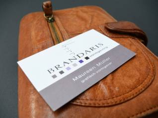 Brandaris vormgeving portfolio Brandaris vormgeving visitekaart huisstijl
