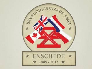 Bevrijdingsoptocht Enschede 2015