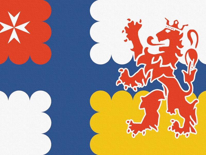 Brandaris vormgeving vlag Mechelen ontwerp